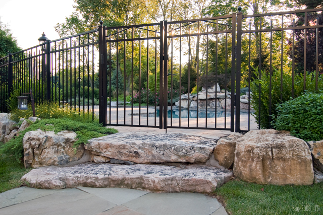 Jerith fence jerith aluminum fence panels series 202 modified jerrith fence aluminum metal