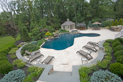 Residential Swimming Pool Construction - Watchung NJ